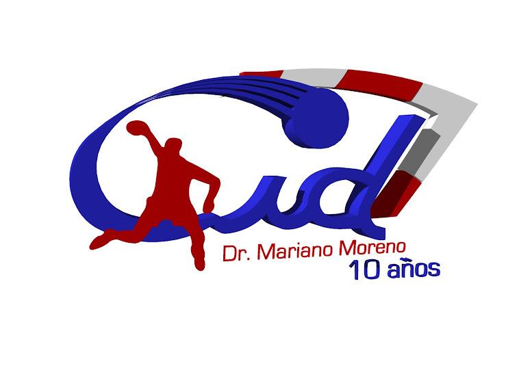 UN CLUB DE HANDBALL EN MORENO