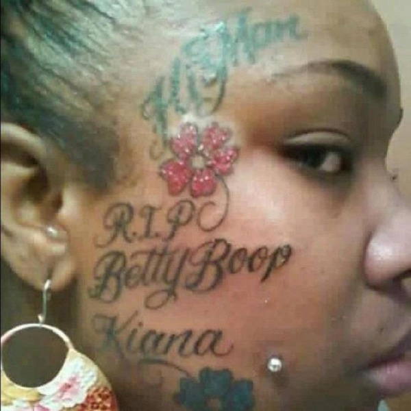More wtf tattoos for Arguments against tattoos
