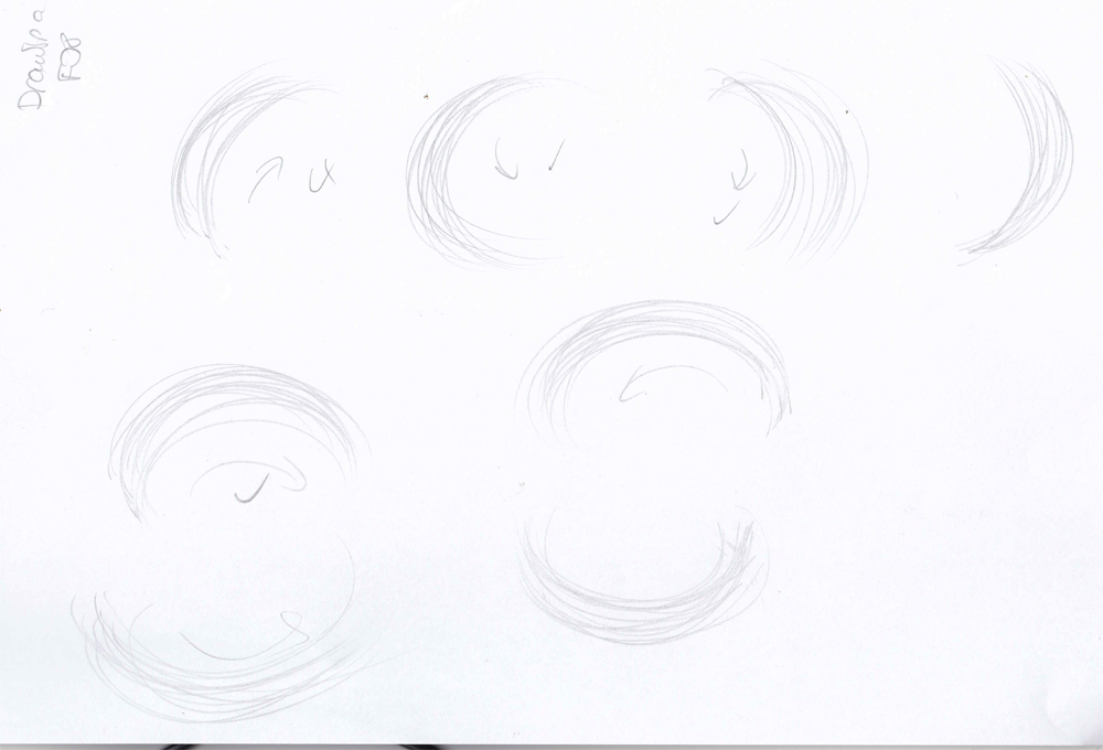 how to draw curved lines by hand