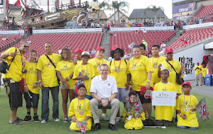 Thank You Glazer's Foundation & Moffit Healthy Kidz (Bucs Game)