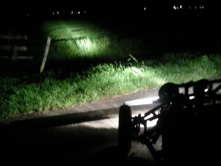 even een avondje rijden