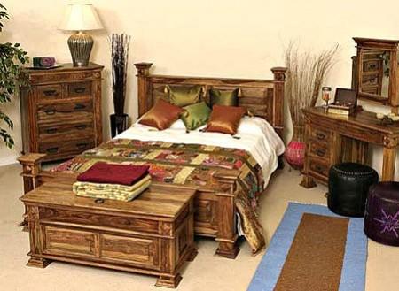 Dormitorios tnicos Ideas para decorar disear y mejorar tu casa