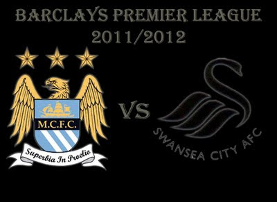 Manchester City vs Swansea City Barclays Premier League