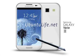 Samsung Galaxy Note 2 Use Flexible screen