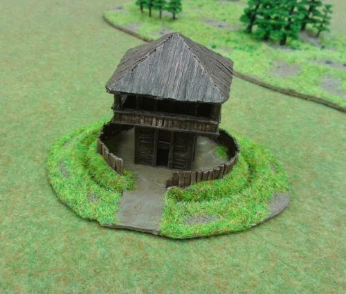 10mm Roman outpost