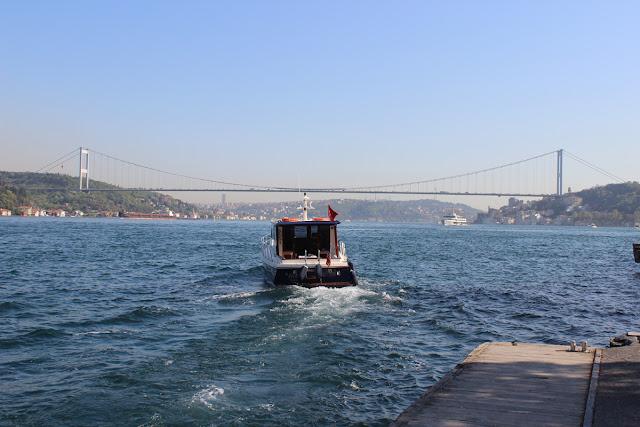 istanbul emirgan Fsm köprüsü