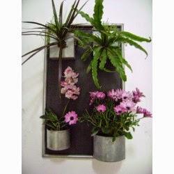 Natacha fait sa d co on fleurit son int rieur - Tableau vegetal jardiland ...