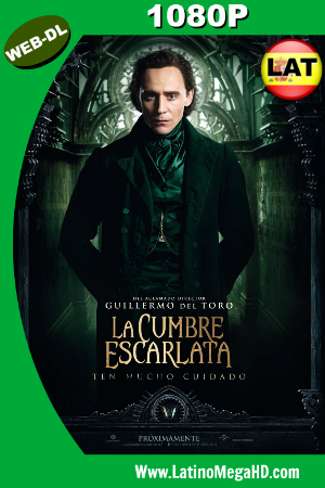 La Cumbre Escarlata (2015) Latino Full HD 1080P - 2015
