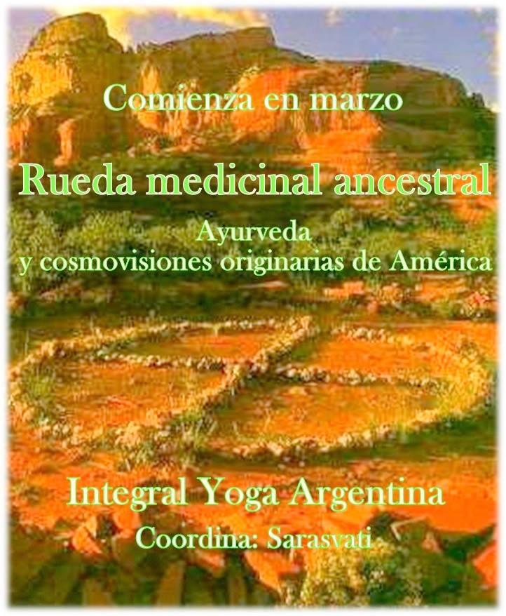 rueda medicinal ansestral