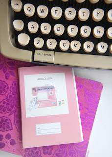 Stationery and Letter Loves | Introducing Beryl Smith Corona | My Lovely Vintage Typewriter