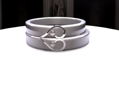 GJ11] Komputer3D - Wedding Ring
