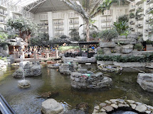 Road Nashville Tennessee Gaylord Opryland Hotel