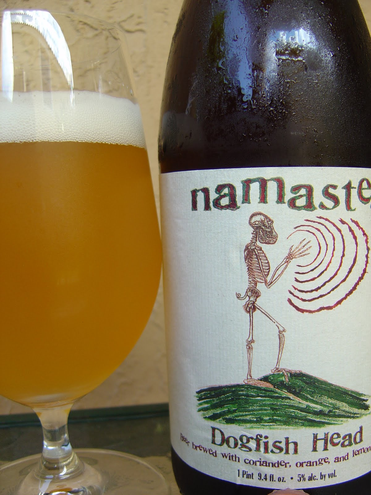 Dogfish Head Brewery >> Daily Beer Review: Namaste