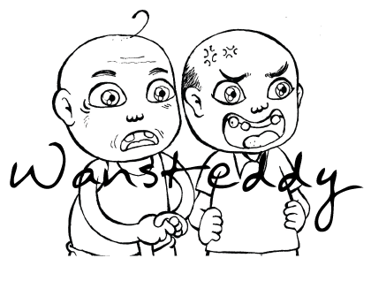Upin Dan Ipin Colouring Pages