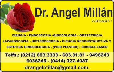 DR. ANGEL MILLAN en Paginas Amarillas tu guia Comercial
