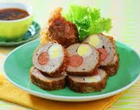 cara buat rolade daging sapi sosis dan telur puyuh spesial enak dan lezat