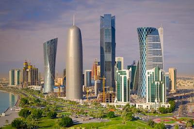 Qatar Doha edificios