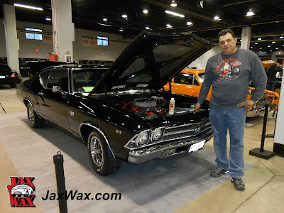 1969 Chevelle SS Jax Wax Chicago World of Wheels