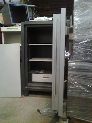 客製防火保險櫃