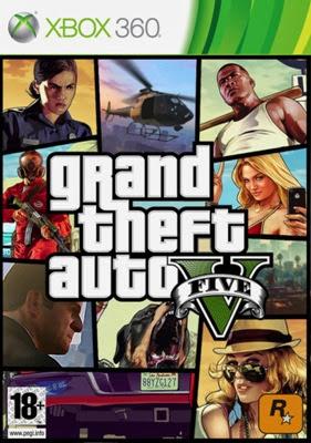 Download Grand Theft Auto V (XBOX 360) PT BR