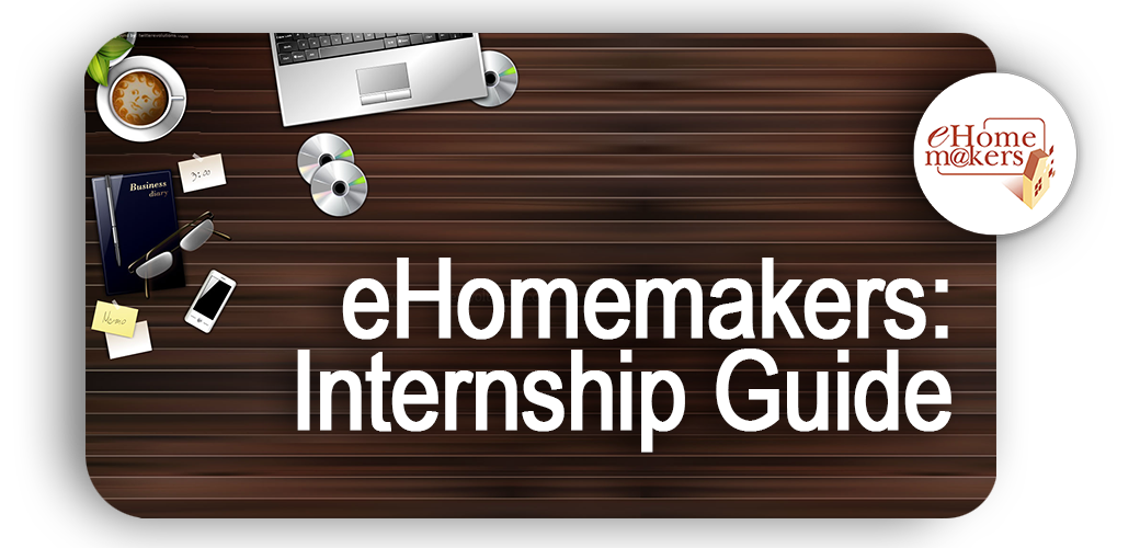 eHomemakers: Internship Guide
