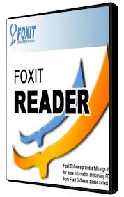 برنامج فوكس ريدر Foxit Reader