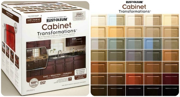 ... Cabinet Refinishing Kit Before And After By Cabinet Transformations Rust  Oleum Review Ebooks ...