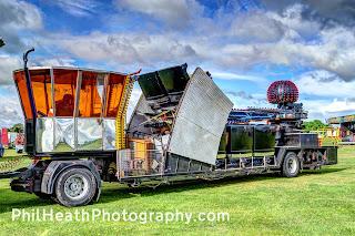 Doncaster Racecourse Spring Bank Holiday Fun Fair May 2015