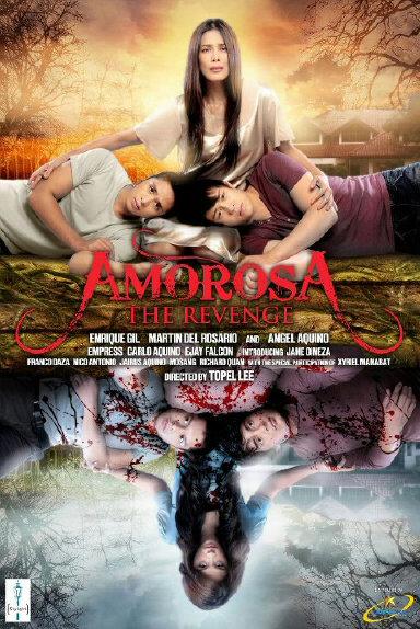 Amorosa The Revenge (2012)