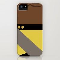 Lt. Commander Worf - Star Trek: The Next Generation Phone Cases