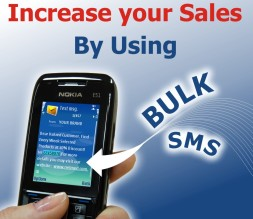 Increase sale with BULK SMS