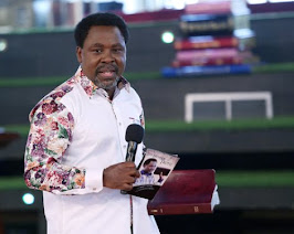 PROPHET T.B JOSHUA: RELATIONSHIP BEGINS WITH GOD