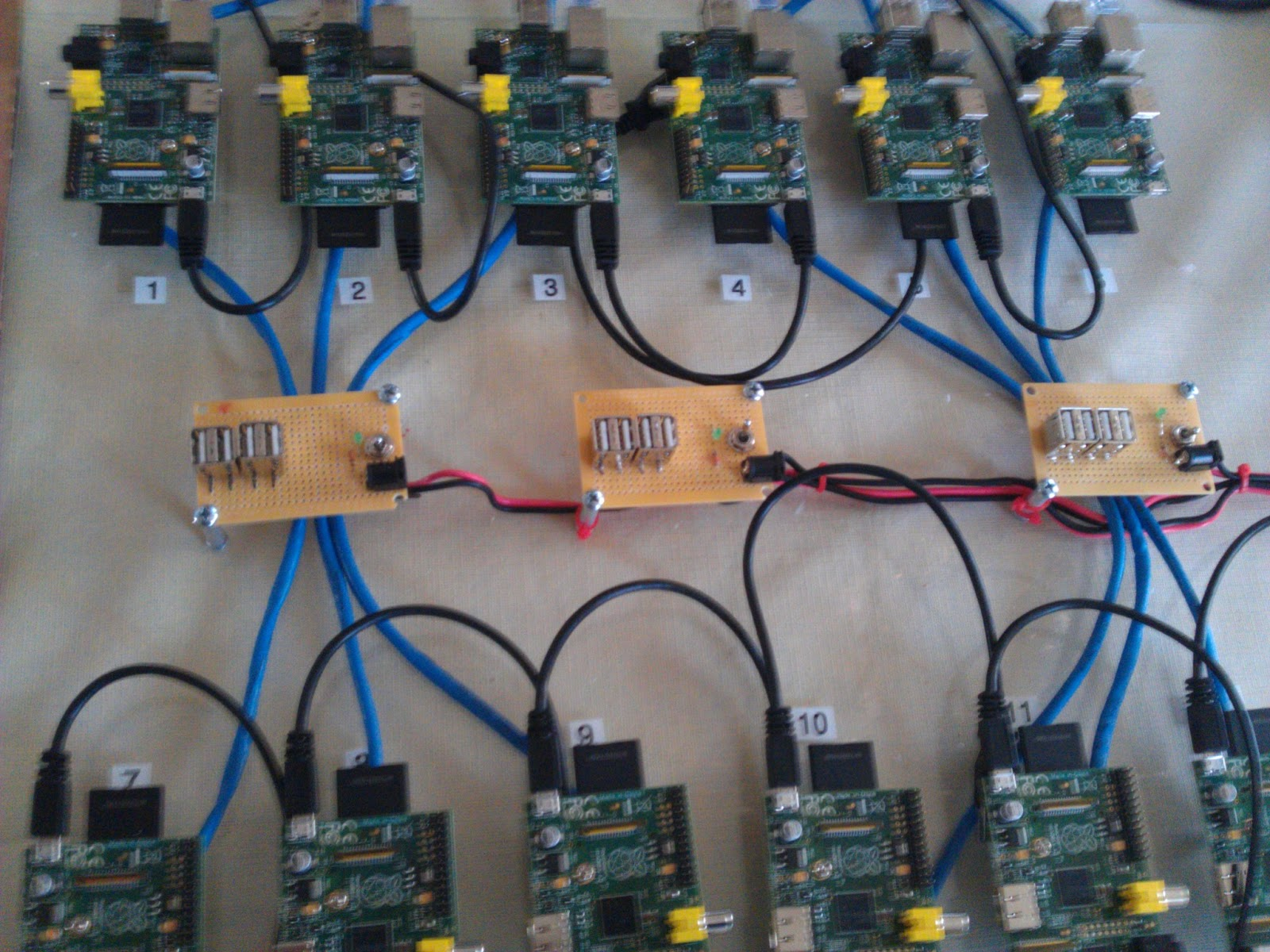 Technology Toolshed: Mounting the power boards