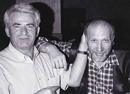 Boris Spassky et Bobby Fischer