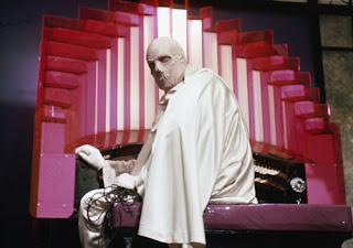 Vincent Price in The Abominable Dr. Phibes