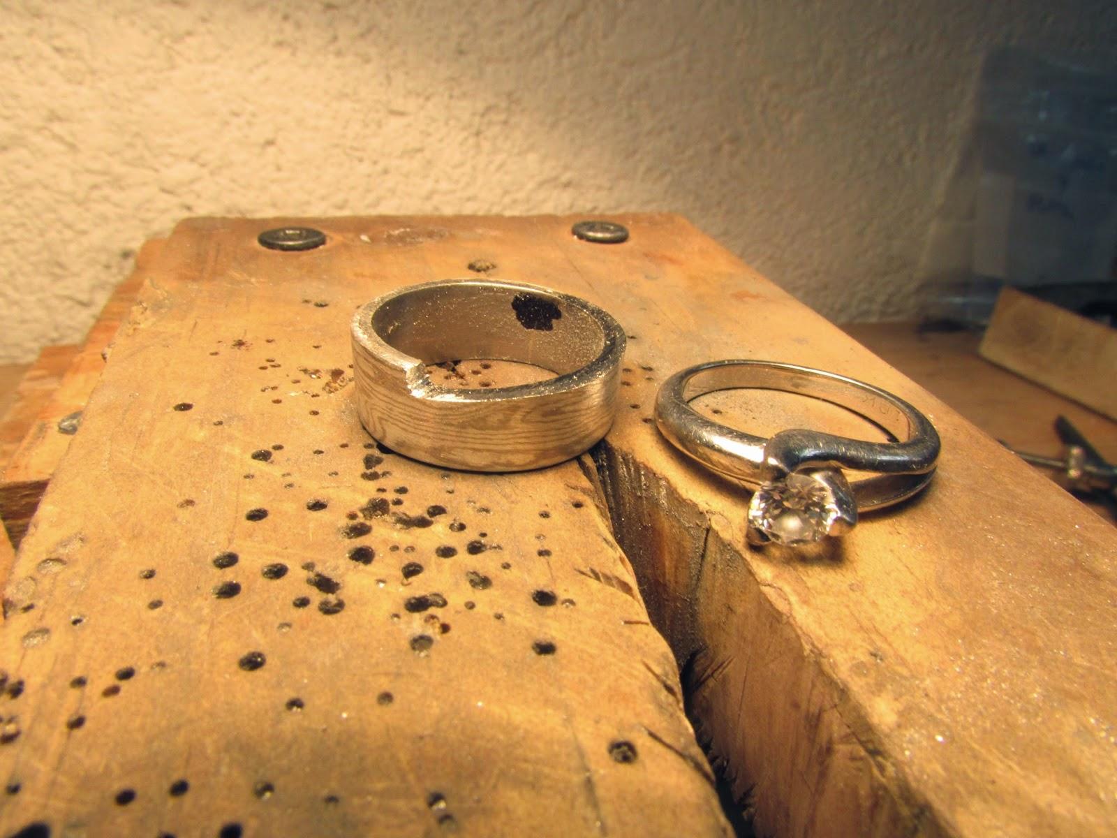 Anillos de Compromiso Midas Tijuana Joyería, Tienda de  - fotos de anillos de boda en oro blanco