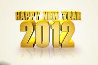 Bộ sưu tập hình nền Năm mới 2012 cho máy tính