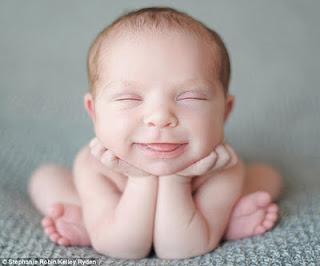 gambar bayi lucu imut