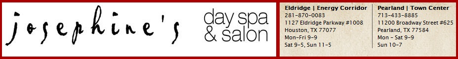 Josephine&#39;s Day Spa &amp; Salon