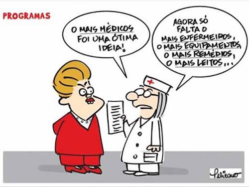 Depois do Programa Mais Médicos