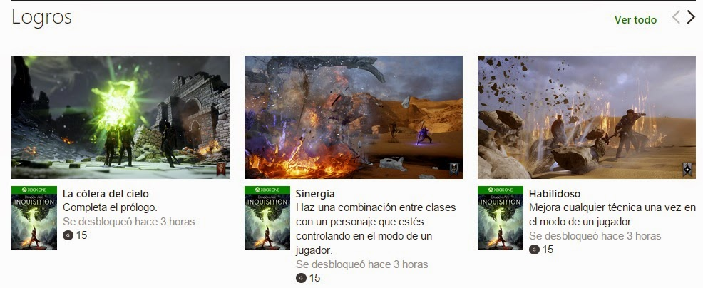 demo dragon age inquisition logros
