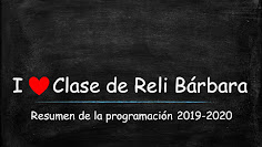 Resumen Programación 2019-20