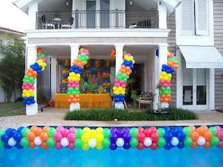 dicas de como decorar uma festa junina