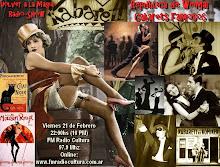 Cabarets Famosos / Paris - Republica de Weimar - Buenos Aires