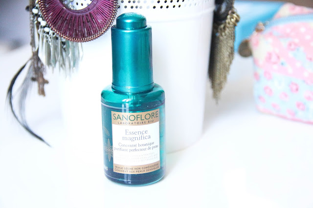 Serum anti-imperfection, anti bouton bio et naturel