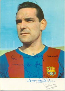 Jesús Garay con la camiseta del F.C. Barcelona