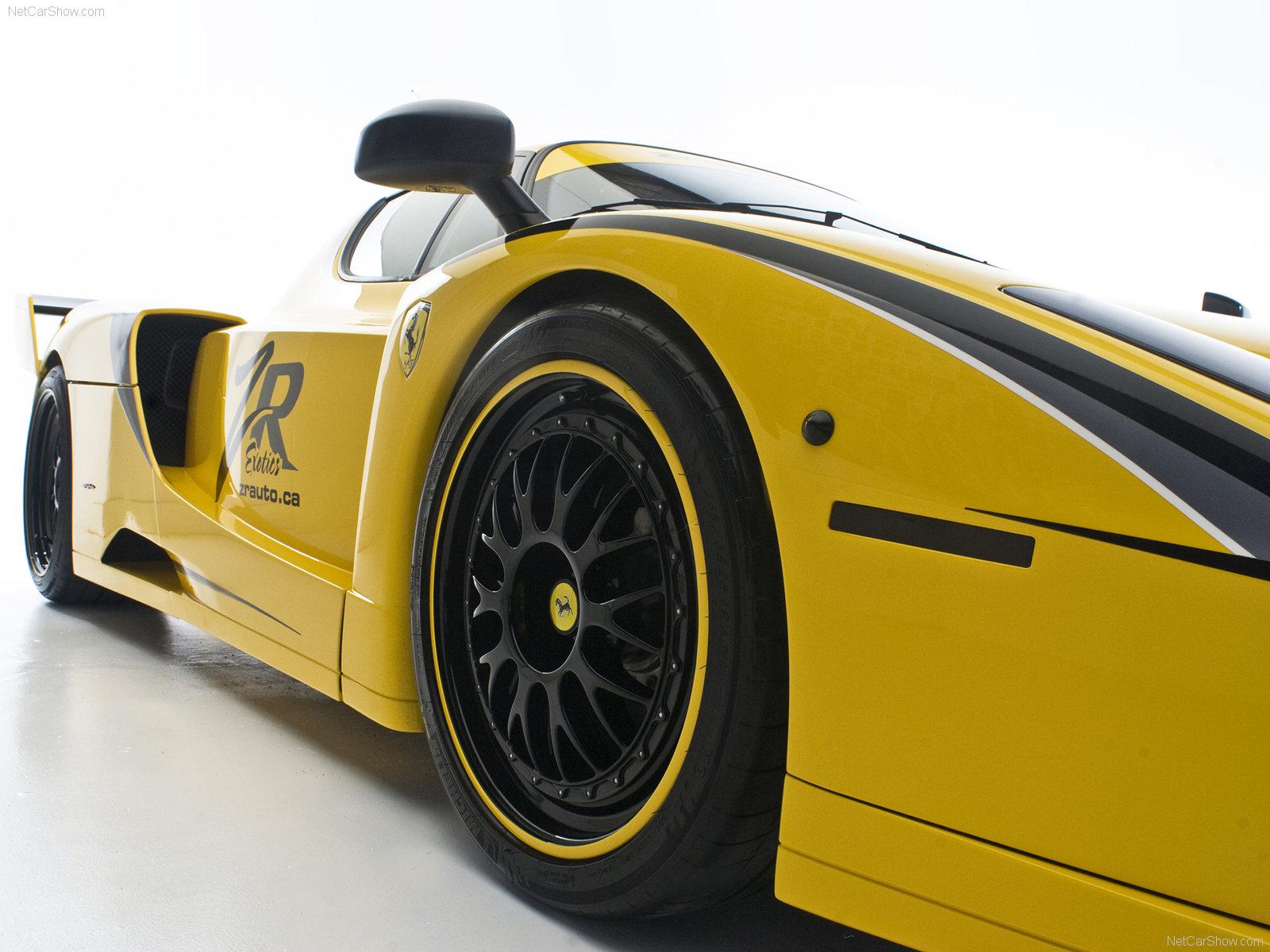 Hình ảnh siêu xe Edo Ferrari Enzo XX Evolution 2009 & nội ngoại thất
