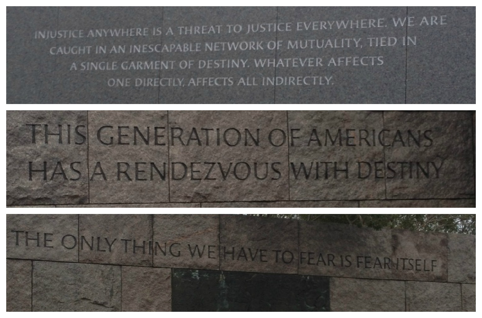 Quotes On Washington DC Monuments