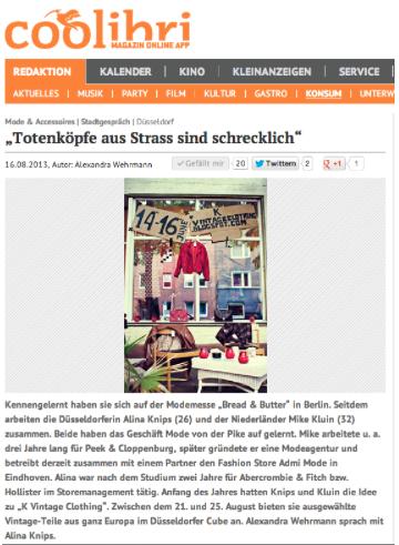 Coolibri-Magazin Online App
