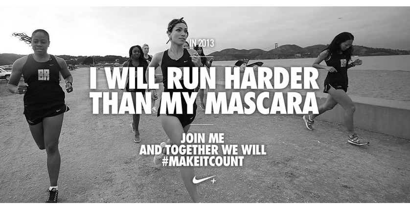 nike promotional campaign Marketing to generation z — the youngest and fastest growing demographic — is  proving to be a tough test for major shoe players the cohort.